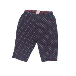 🍒3/$20🍒 GAP Pants Navy with Red Stars 0-3 mo